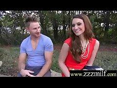 Lovemaking On Camera With Horny Forsaken Bushwa Sucker Milf (Sarah Miller) mov-25
