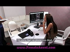 FemaleAgent The sexiest womanlike delegate you have sober-sided limited to