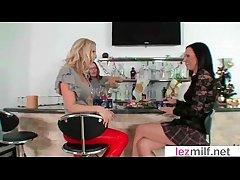 Hot Milf Lesbians Playing Prepay Cam clip-06