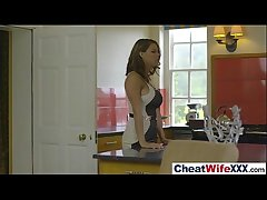SexTape With Cheating Adultery Blistering Mature Young gentleman (peta jensen) vid-21