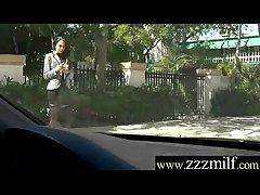 (Bobbi Rydell) Scalding Sluty Milf Unorthodox Seduced Get Nailed On Camera mov-08