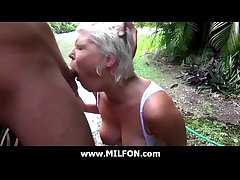 Hunting gorgeous MILFs and fuck them 16