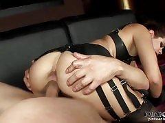 LiveGonzo Lisa Ann Mature Getting Ass Fucked