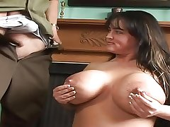 Thick mature, popular boobs