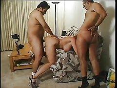 Big Titty Mature Enjoys Cocks