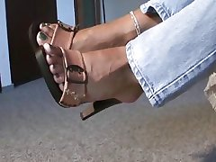 Mature Feet There Mules 3