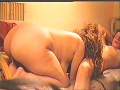 HOMEMADE SEX Motion picture mature amateur couple having fun