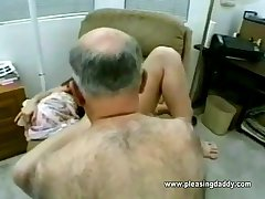 Chandler Wants Mature Cock In The brush Pussy.