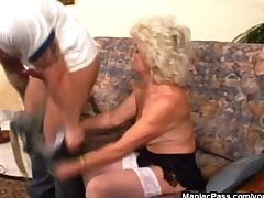 Cock-welcoming old hairy cunt