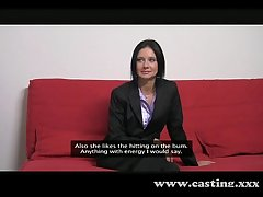 Casting - Business milf loves dramatize expunge cock