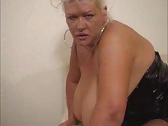 Nicole's gets cum on tits