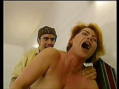 Obtrusive Whimpering German Mature Fucked