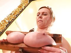 My fave big teat of age blonde 7