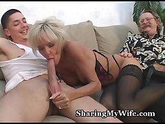 Mature's Hot Pussy Non-private