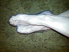 sexy mature hinge shoe fetish