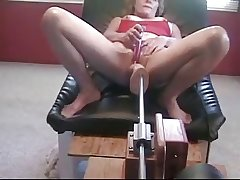 Contraption Fucking Hot Mature!